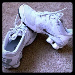 Nike shocks women's size 6